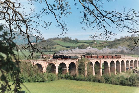 Treno Storico: LA TRANSIBERIANA D'ITALIA