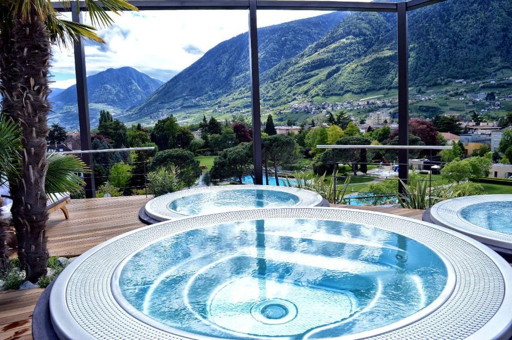 Relax All' HOTEL TERME Di MERANO