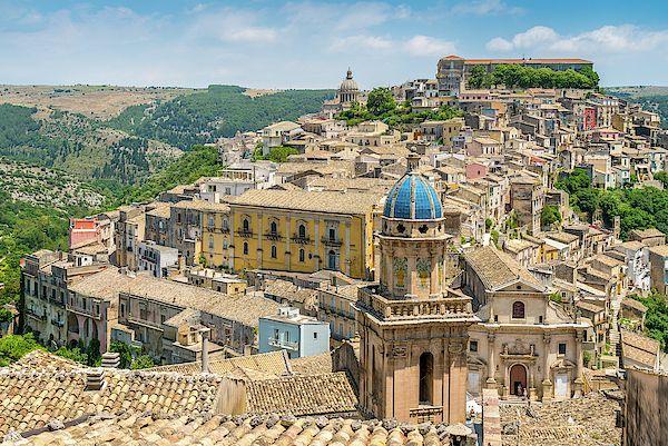 SICILIA: I LUOGHI DI MONTALBANO, SPLENDIDE LOCALITA' NELLE TERRE DEL COMMISSARIO