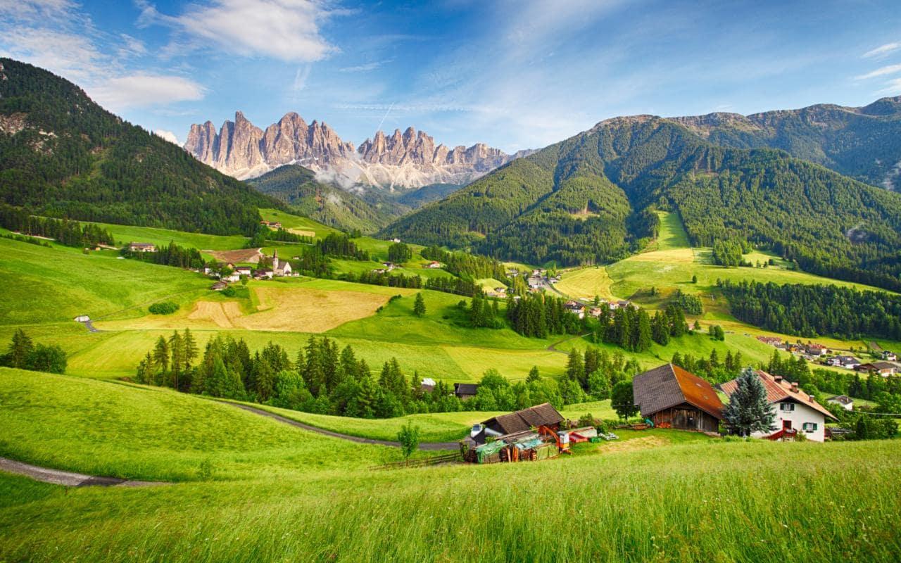 Soggiorno In Montagna: VAL DI RABBI