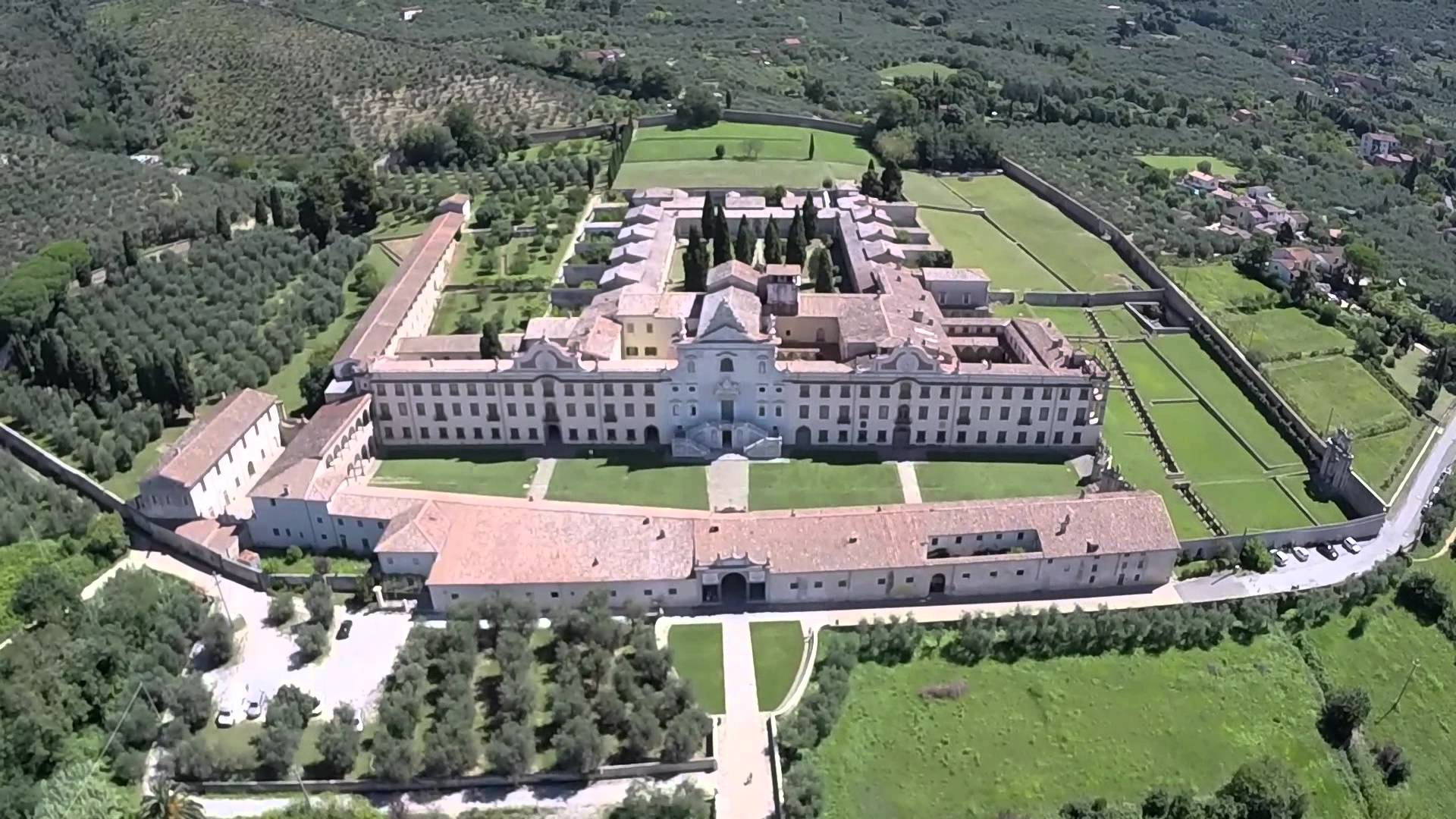 Certosa Di CALCI E MASSACIUCCOLI