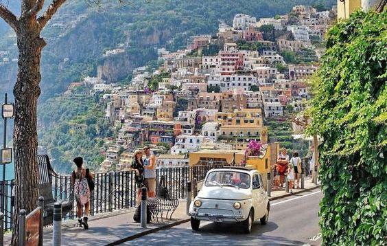 Le Meraviglie Della CAMPANIA: Napoli E La Costa Amalfitana